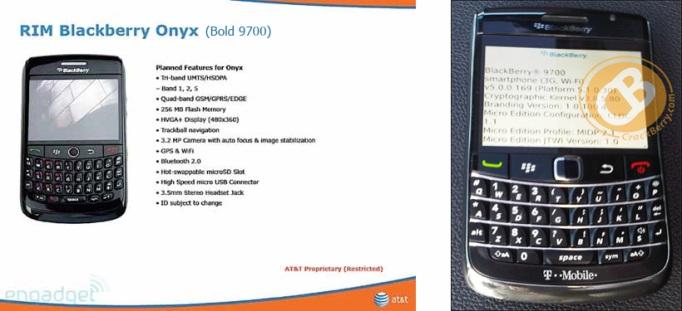 onyx or bold 9700
