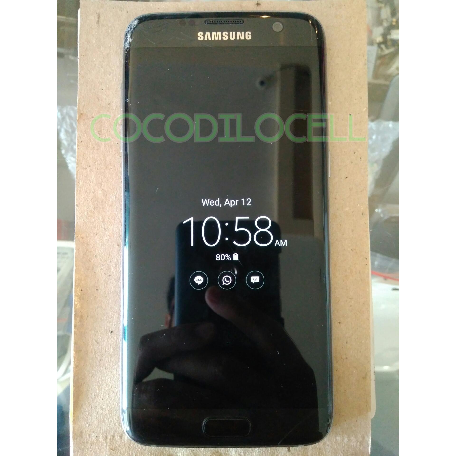 Ganti Lcd Samsung S7 Edge (1 set lcd touchscreen)  396585187d