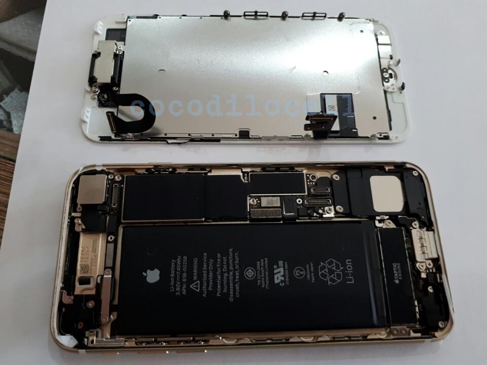 save off 4788d ebd06 Ganti Lcd Iphone 7 (touchscreen retak) – Cocodilocell's Blog